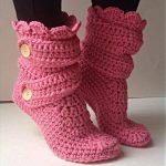 Best Free Crochet Slipper Patterns
