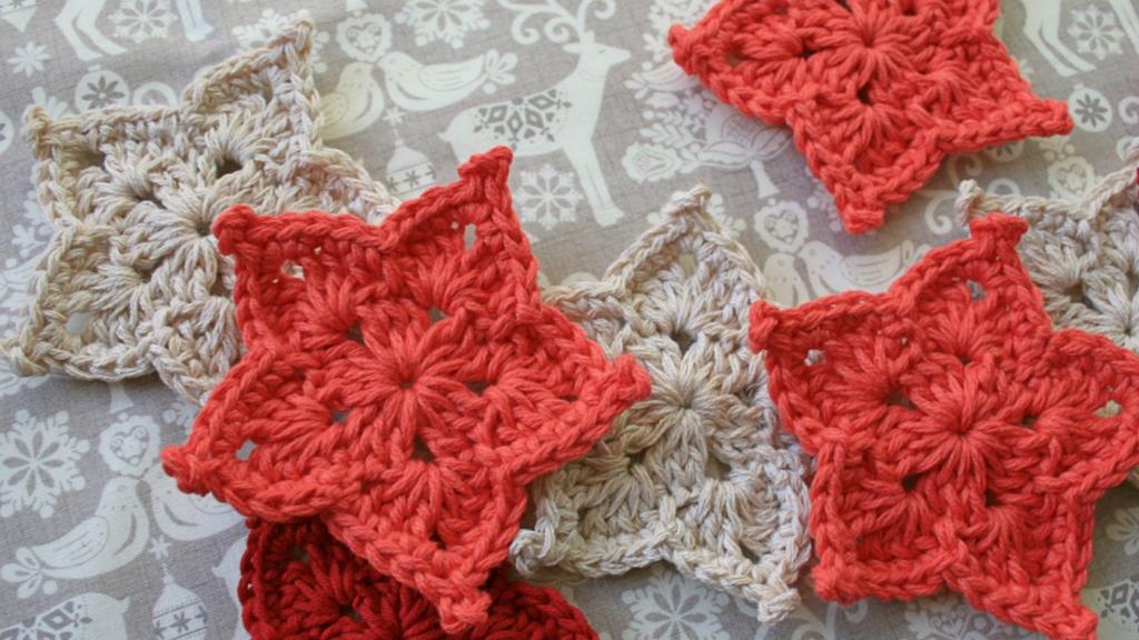free crochet star pattern ekstrhz