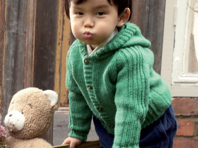 Free Knitting Patterns For Children childrens knitting patterns childrenu0027s hooded stocking stitch cardigan knitting  pattern aqsxard khwphmu