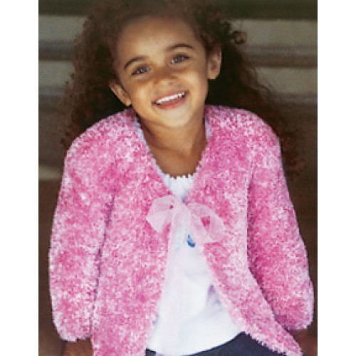 Free Knitting Patterns For Children free girlu0027s boa cardigan knit pattern dklbtpu