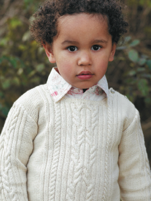 Free Knitting Patterns For Children knit childu0027s cable sweater - knit a childu0027s cable sweater: free knitting qezlhzi
