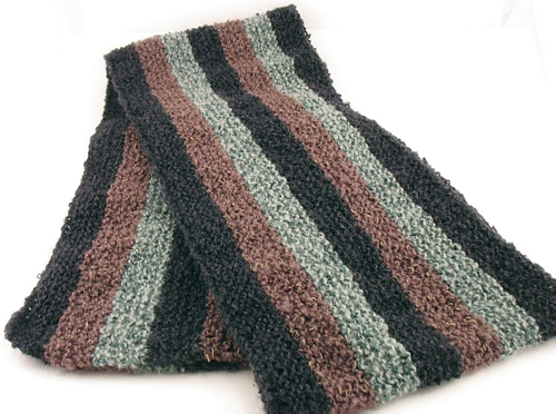 free knitting patterns for scarves free knitting pattern: ethan scarf senxcpl
