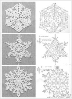 free pattern: snowflake wishes 2 | crochet snowflake pattern, crochet  snowflakes and osvdnyg