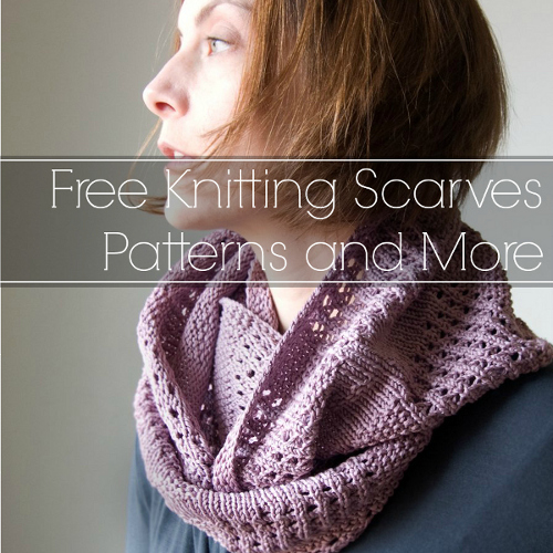 free scarf knitting patterns 16 free knitting scarves patterns and more zhygwdl