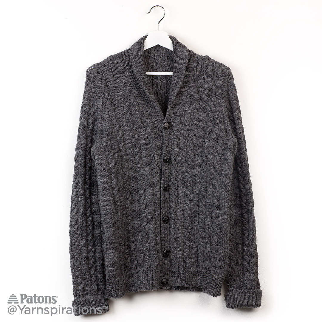 hey handsome knit cardigan gtcoabv