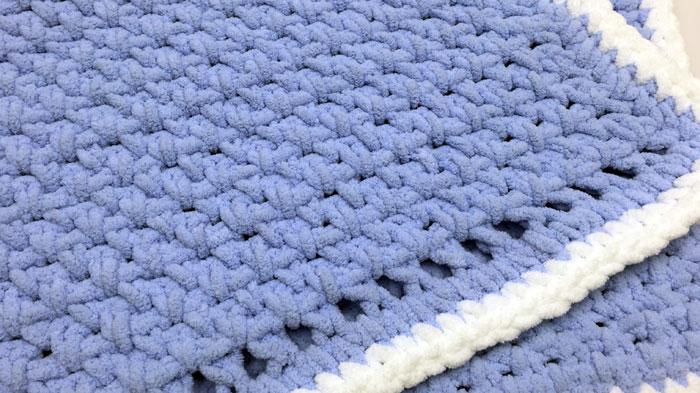 How To Crochet A Blanket beginners baby crochet blanket ... akqpwze