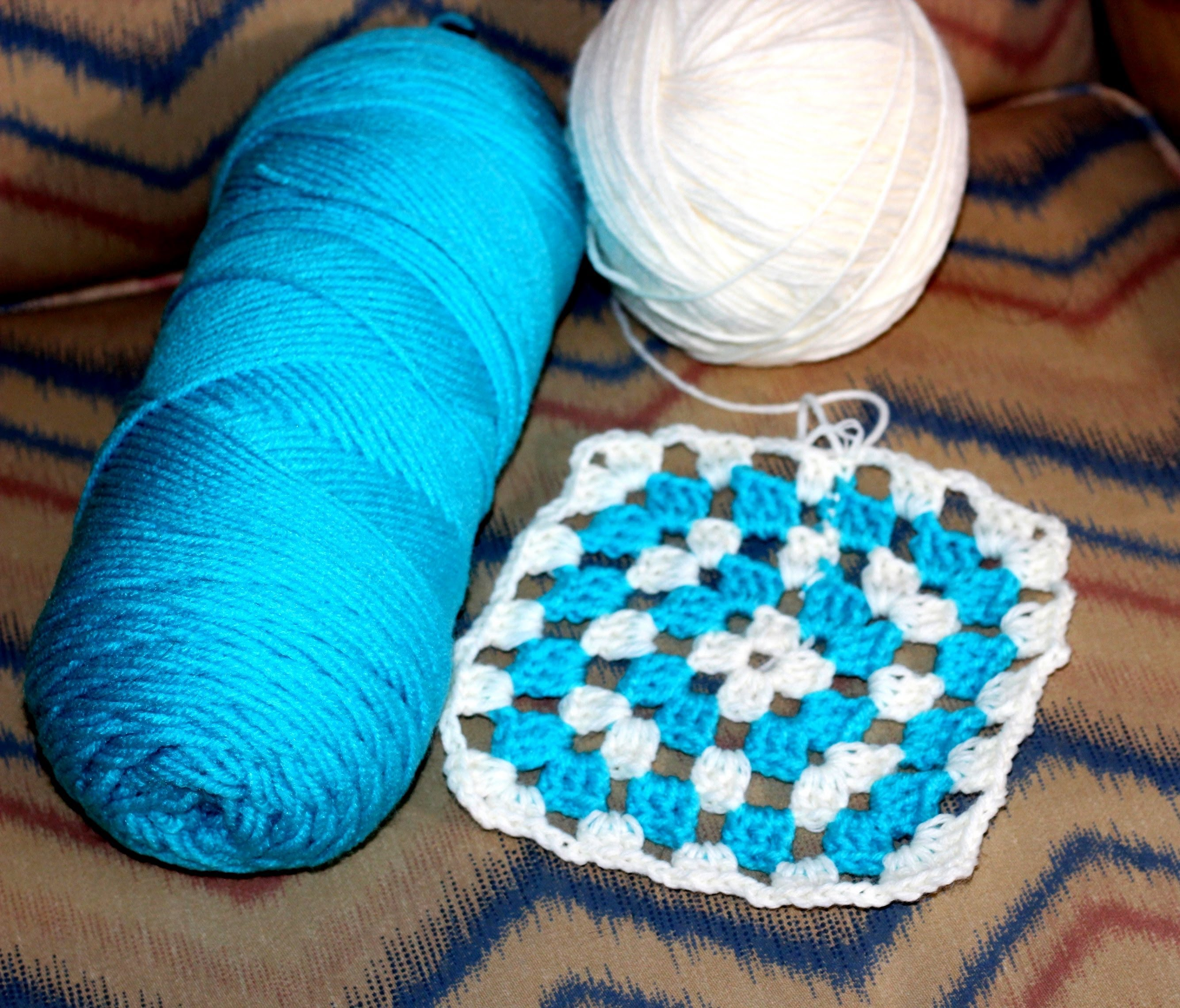 How To Crochet A Blanket how to crochet for beginners | easy afghan/throw/blanket - youtube tsaewdm