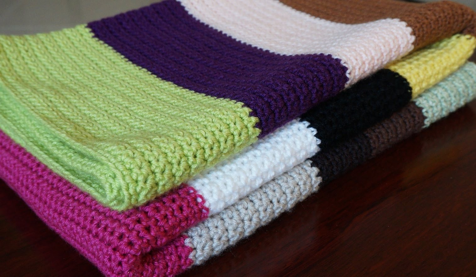 How To Crochet A Blanket single crochet blanket - youtube yskugtj
