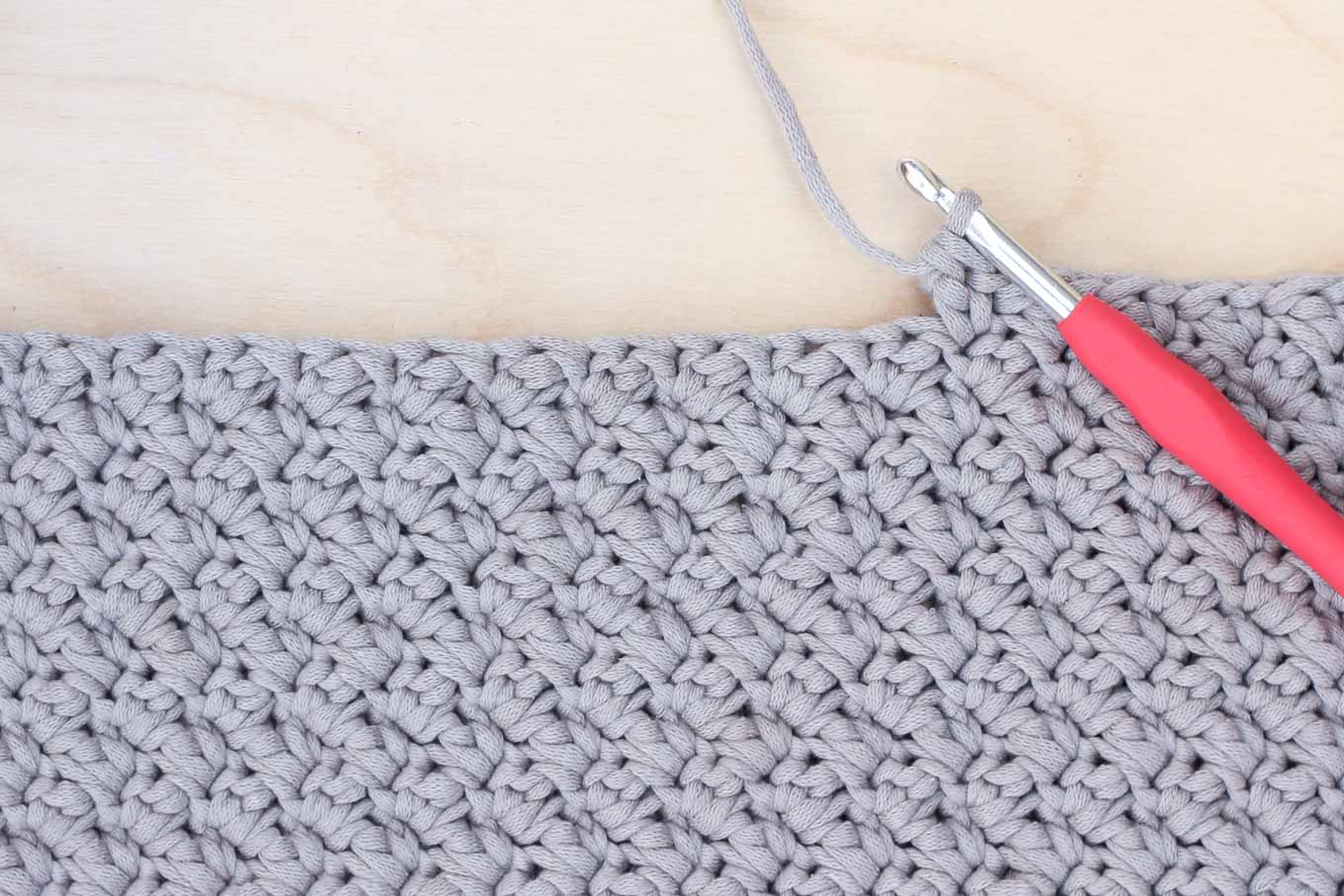 How To Crochet A Blanket video tutorial: how