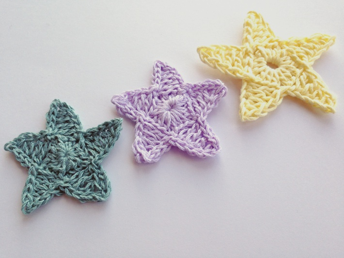 How To Crochet Easy how to crochet a star featured finished stars mbtbygl
