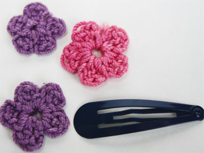 How To Crochet Easy how to crochet easy flowers zltenmn