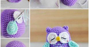 How To Crochet Easy how to make a cute amigurumi crochet owl jrtgznn