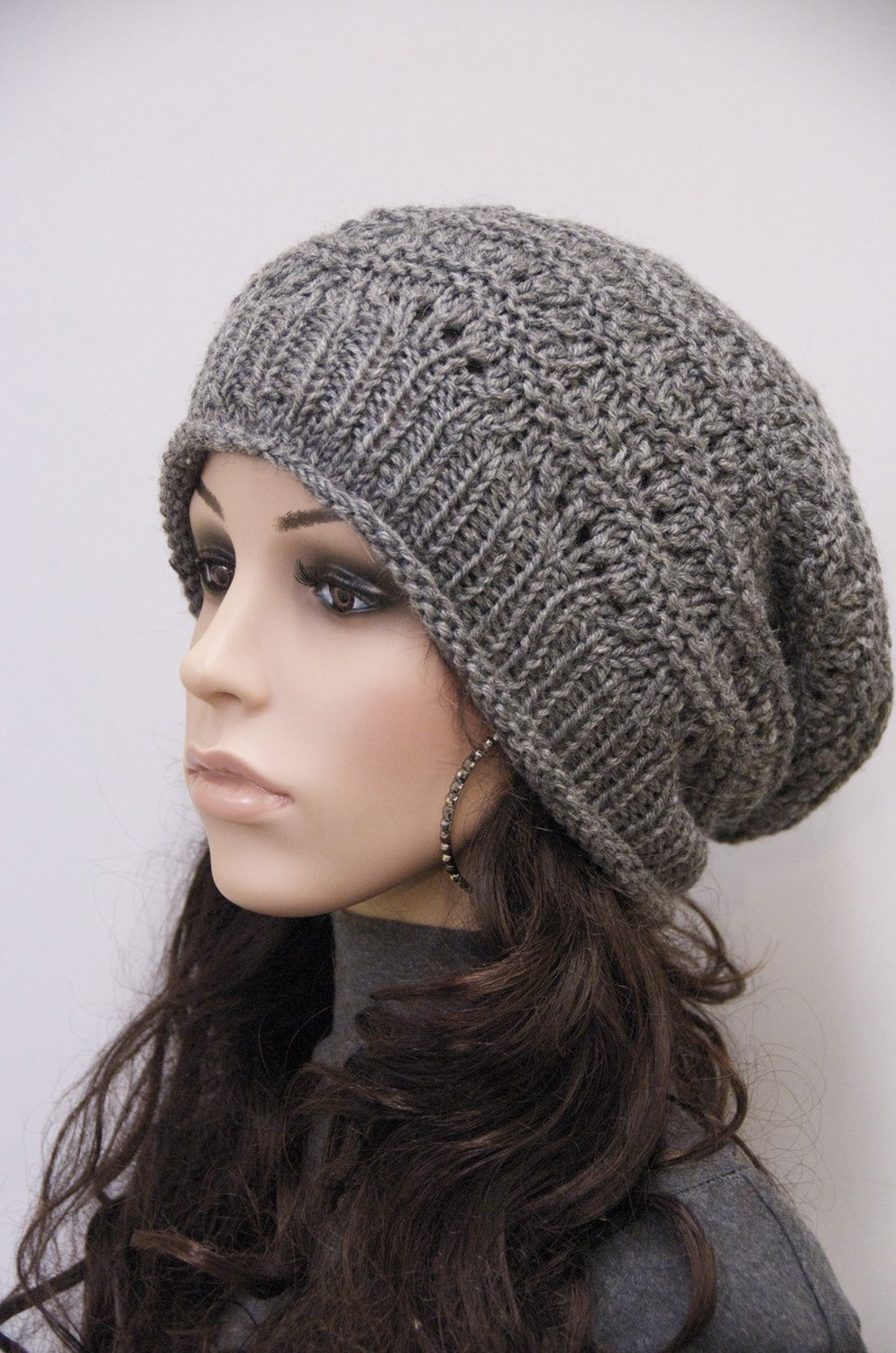 The Process Of Knitting: How To Knit A Hat - thefashiontamer.com