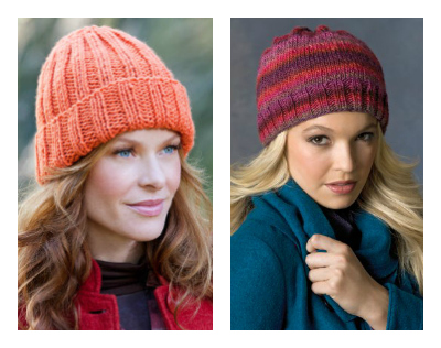 how to knit a hat: 7 cozy free knit hat patterns ebook upcjuwn