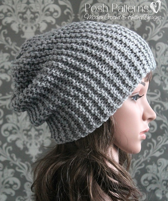 how to knit a hat knitting pattern - knit hat pattern - knitting pattern hat - easy beginner zqykwwb