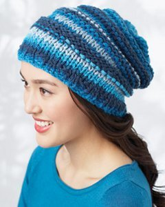 how to knit a hat lazy river beanie gpaseyp