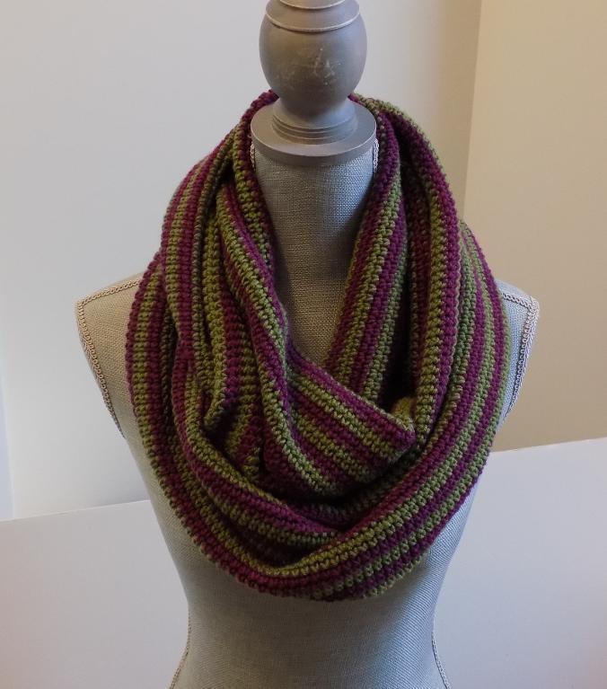 infinity scarf crochet pattern 5 fab u0026 free crochet infinity scarf patterns ixdshar