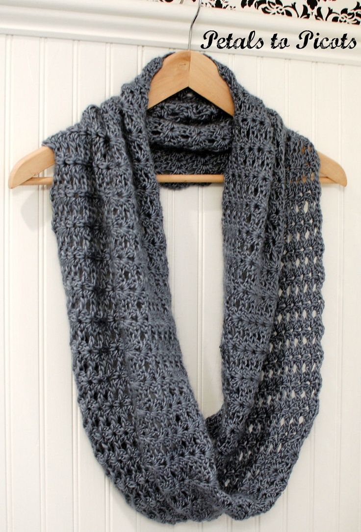infinity scarf crochet pattern for beginners rgpuxre