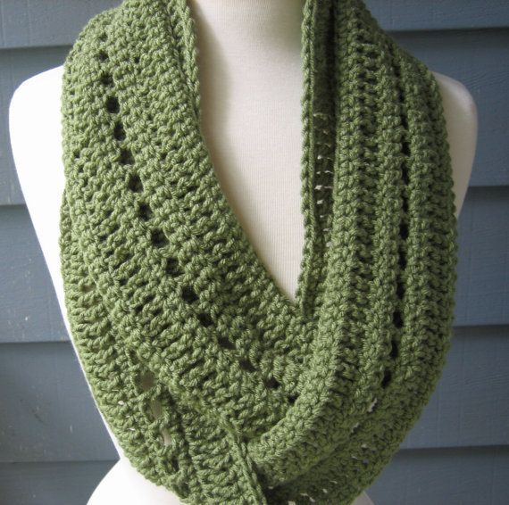 Thick Scarf Crochet Pattern Image Collections Knitting Patterns