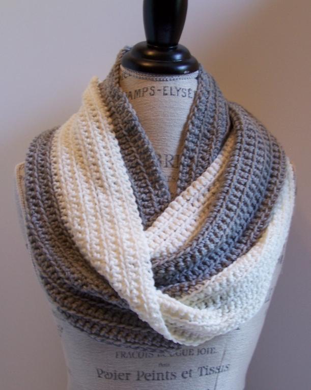 infinity scarf crochet pattern mollie infinity scarf free crochet pattern fkqatlf