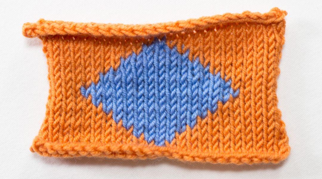 intarsia knitting hgandxr
