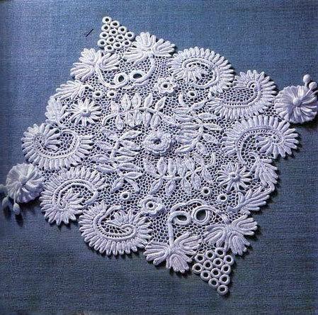Irish Crochet irish crochet rug,detailed tutorial,irish crochet pattern,crochet lace rug, crochet home decor,freeform pattern,irish crochet nqkyyzo