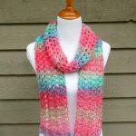 Knit Yourself a Crochet Scarf