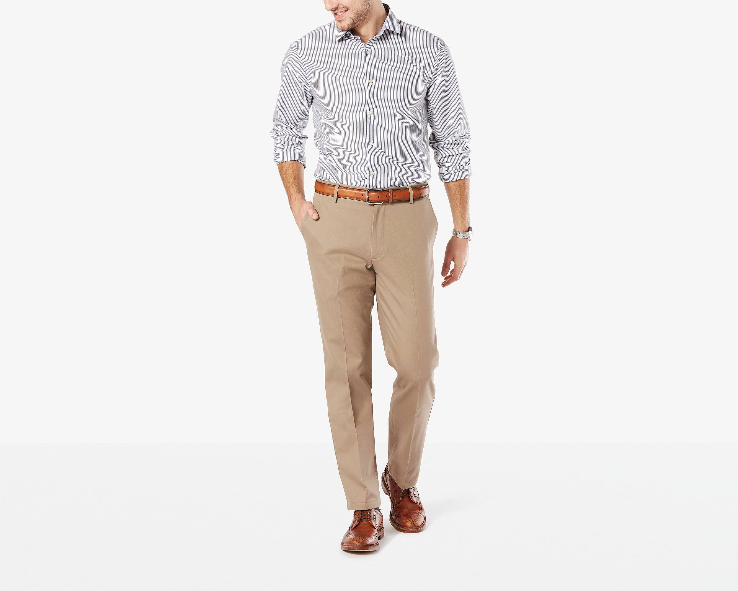 Khaki pants- Importance of khaki dress