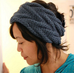 knit headband pattern free knitting pattern for vanessa wide cable headband and more headband  knitting mmqmwqy