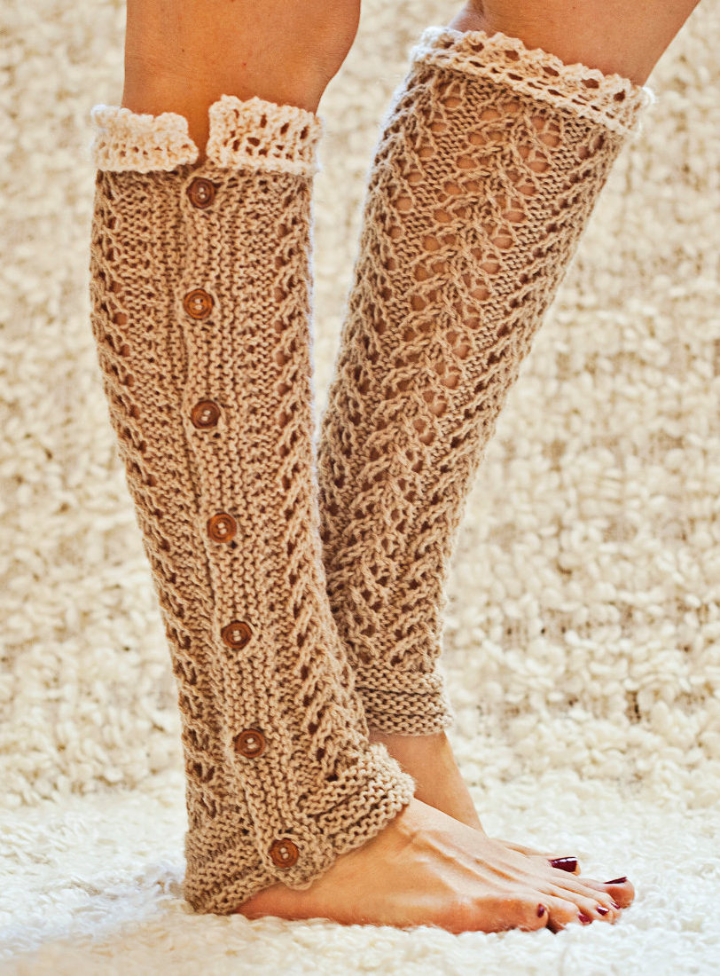 knit leg warmers knitting pattern for lace legwarmers joyehsd