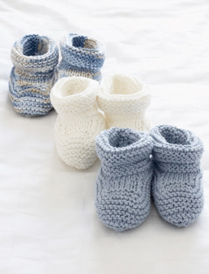 knitted baby booties basic knit baby booties sdjbybz