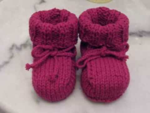 knitted baby booties easy baby booties knitting bnzdetm