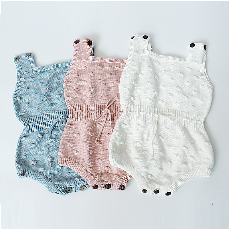 knitted baby clothes aliexpress.com : buy baby girls knitting romper newborn baby girl clothes  fashion uhzdkon