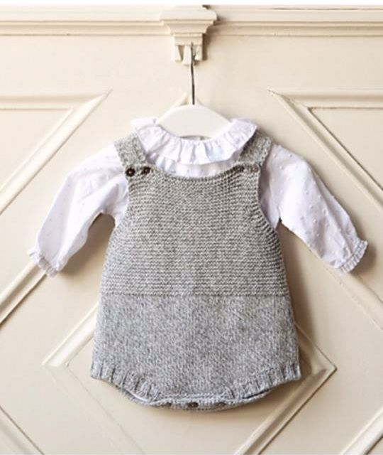 Knitted Baby Clothes with Colorful Varieties ...