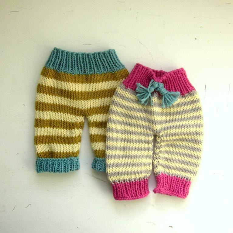 knitted baby clothes newborn baby pants gededuw