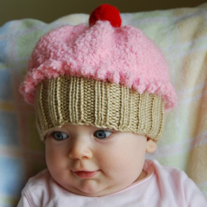 knitted baby hats - 6 owzccgn