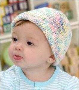 knitted baby hats easy to knit baby hat inuxcmx