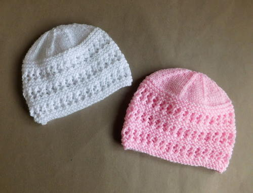 knitted baby hats two baby hat knitting patterns hkqubyh