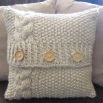 More About Cushions: Knitted Cushions