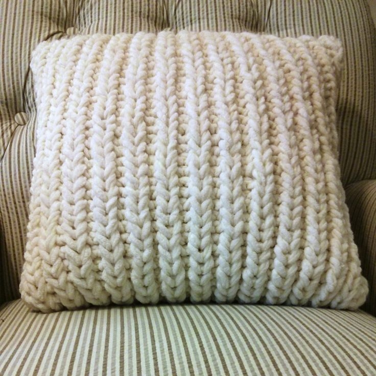 knitted cushions patterns best 25 knitted cushion pattern