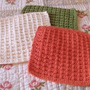 knitted dishcloth patterns nanas favorite dishcloth pattern fvupuar