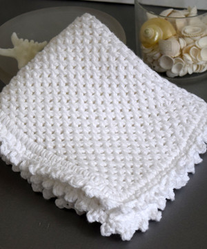knitted dishcloth patterns picot edge knit dishcloth pattern zjryrcm