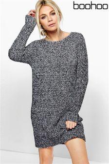 knitted dress boohoo knit dress jnkqhld