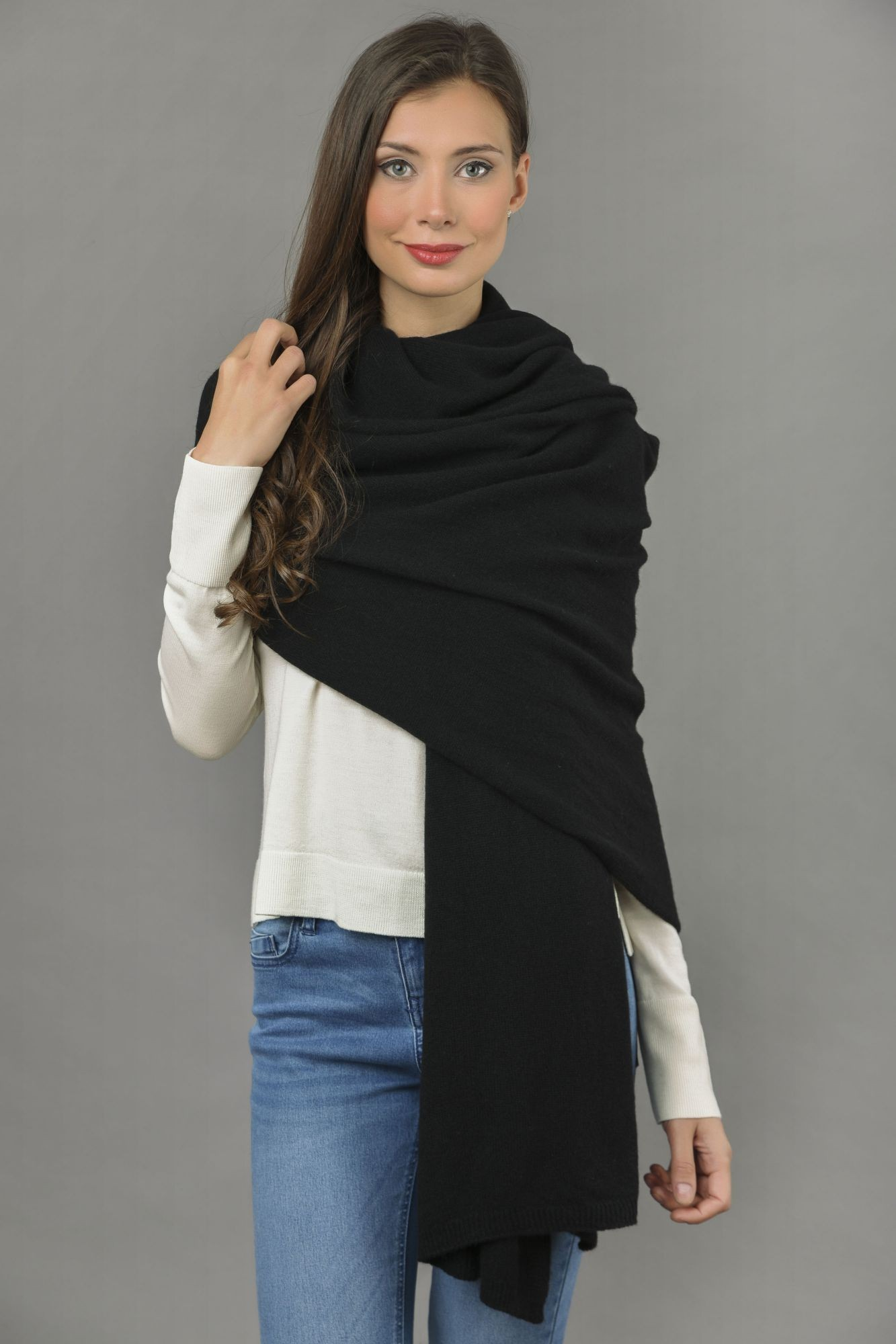 Fashion Cashmere Wrap for Women