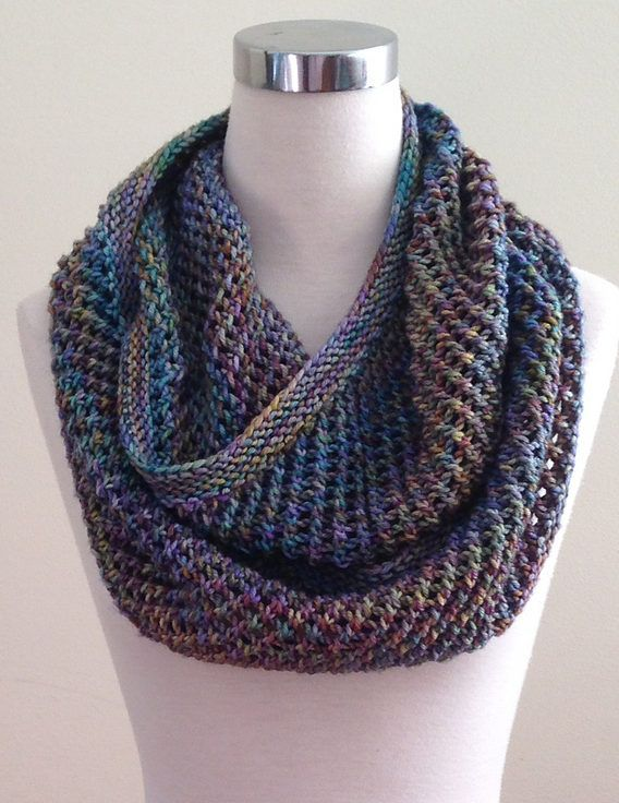 knitted scarves knitted scarf free knitting pattern for autopilot cowl - this infinite scarf crffzvp