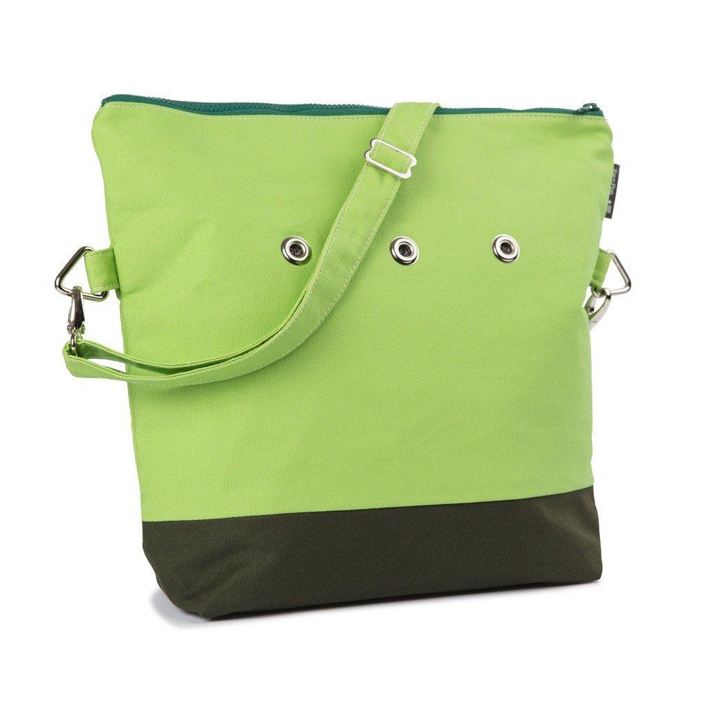 knitting bags totable knitting bag - green+green rvecasb