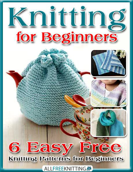 knitting for beginners: 6 easy free knitting patterns for beginners ebook cnumcgs