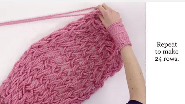 Knitting For Beginners arm knitting for beginners zqcwnen