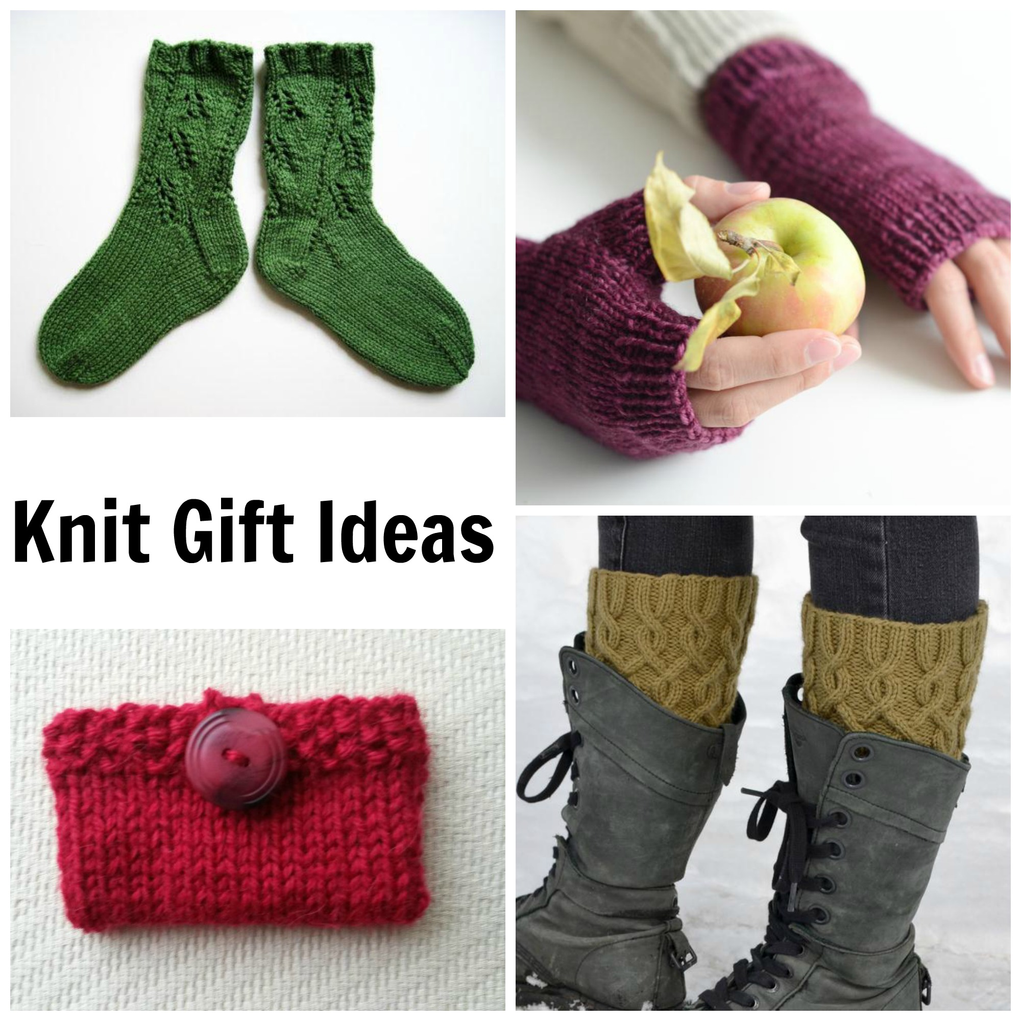 Knitting Gifts stitched from the heart: easy and fast knitted gift ideas for every occasion hjrjmxi
