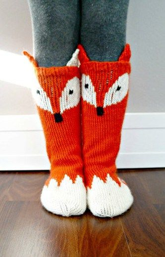 Knitting Ideas cute cute knitting ideas here are seven free fox knitting patterns from the ctocbgl